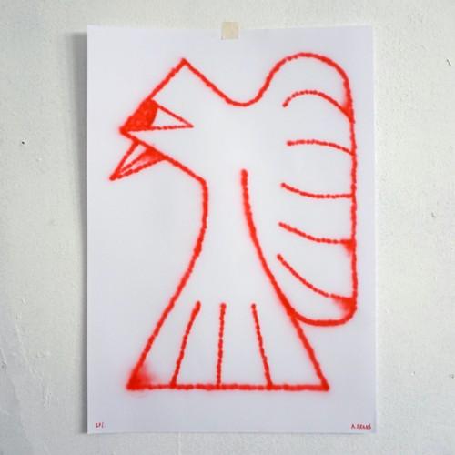 Bird of Paradise 08